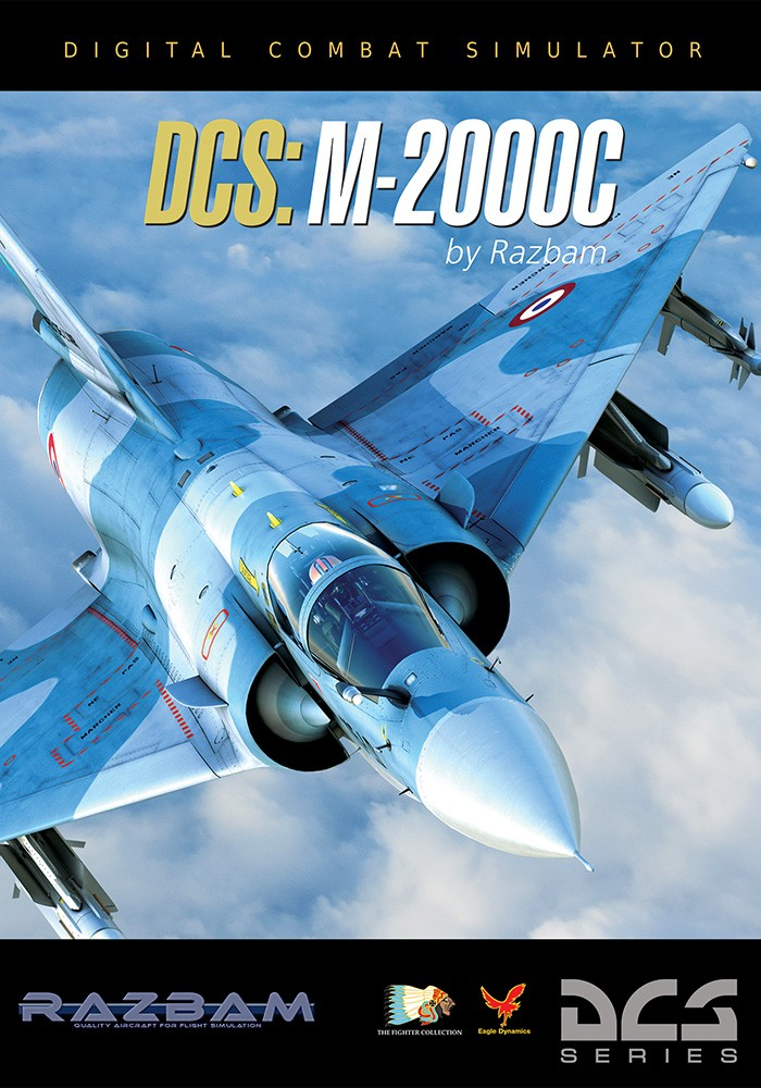 DCS/FSX/P3D : Mirage 2000 C Dcs_m-10