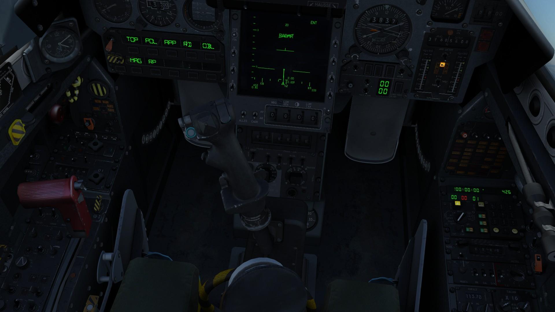 DCS/FSX/P3D : Mirage 2000 C Screen13