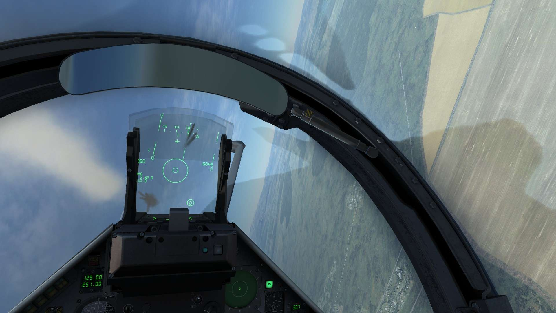 DCS/FSX/P3D : Mirage 2000 C Screen20