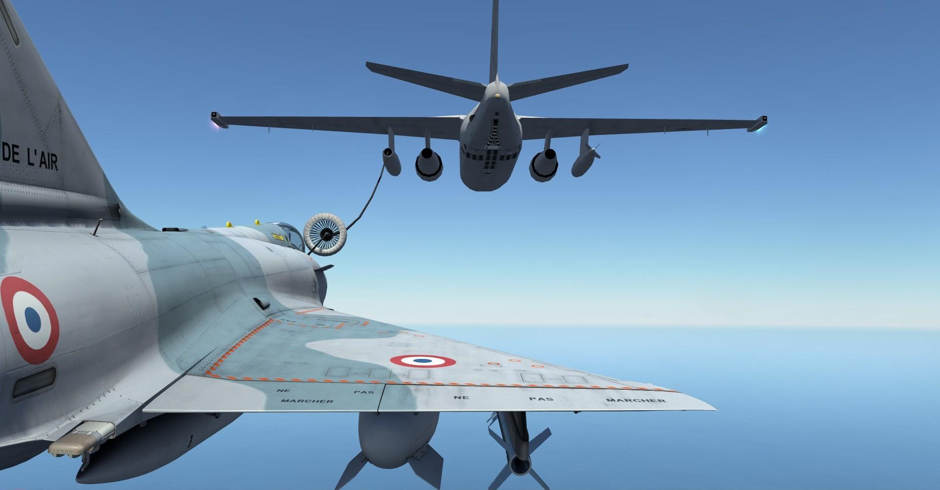 DCS/FSX/P3D : Mirage 2000 C Screen21