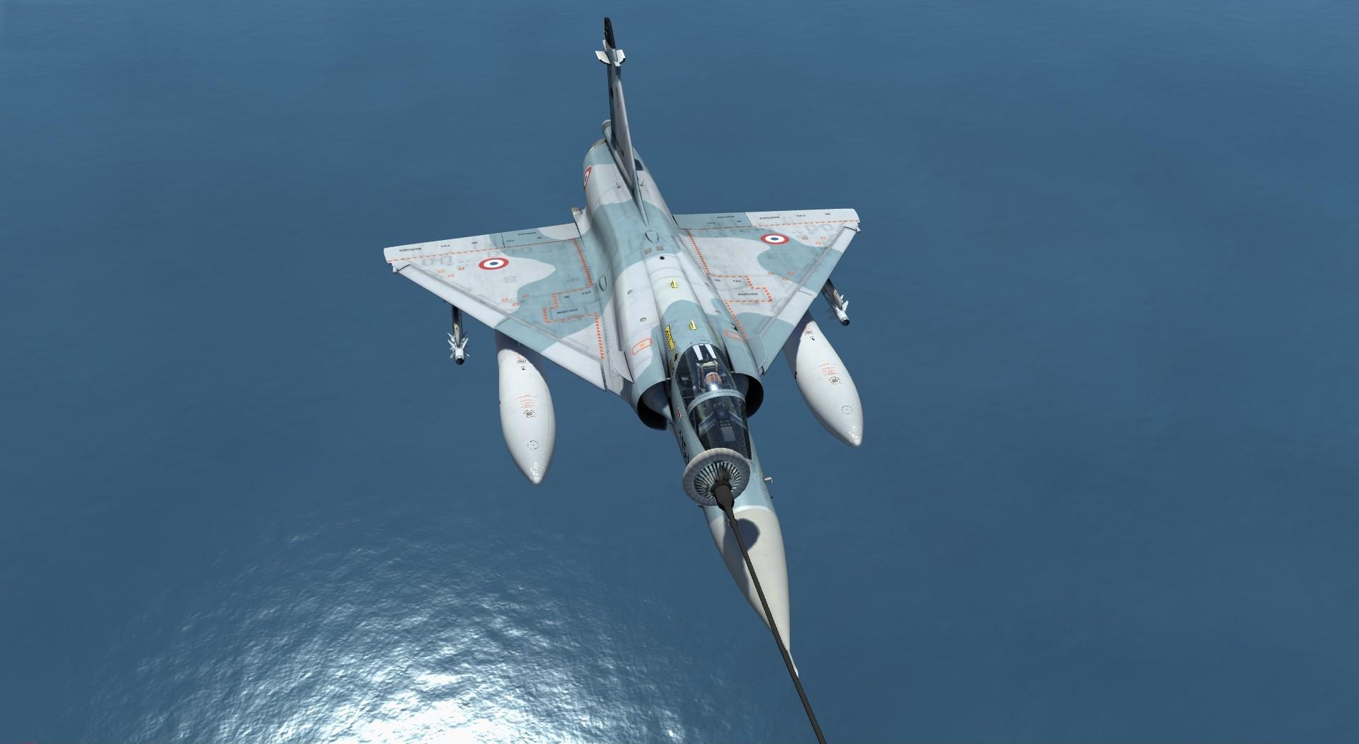 DCS/FSX/P3D : Mirage 2000 C Screen22