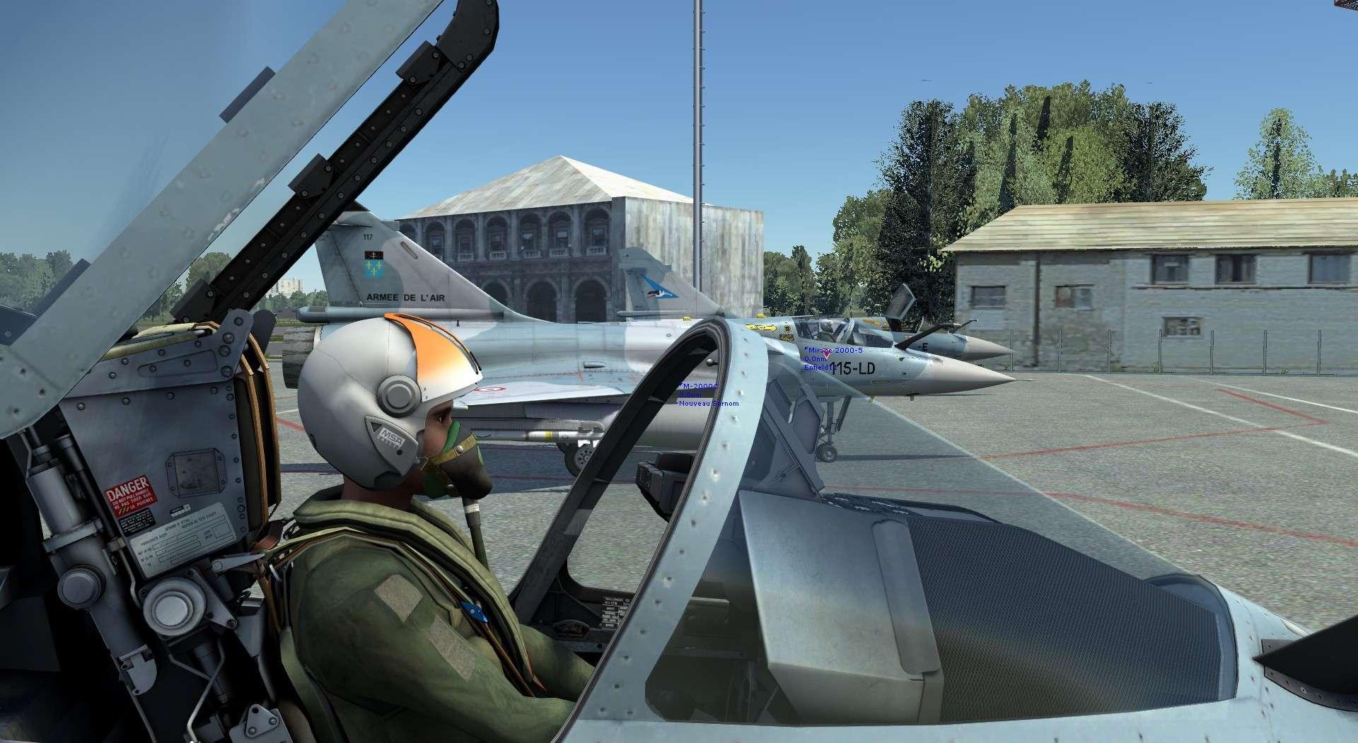 DCS/FSX/P3D : Mirage 2000 C Screen23
