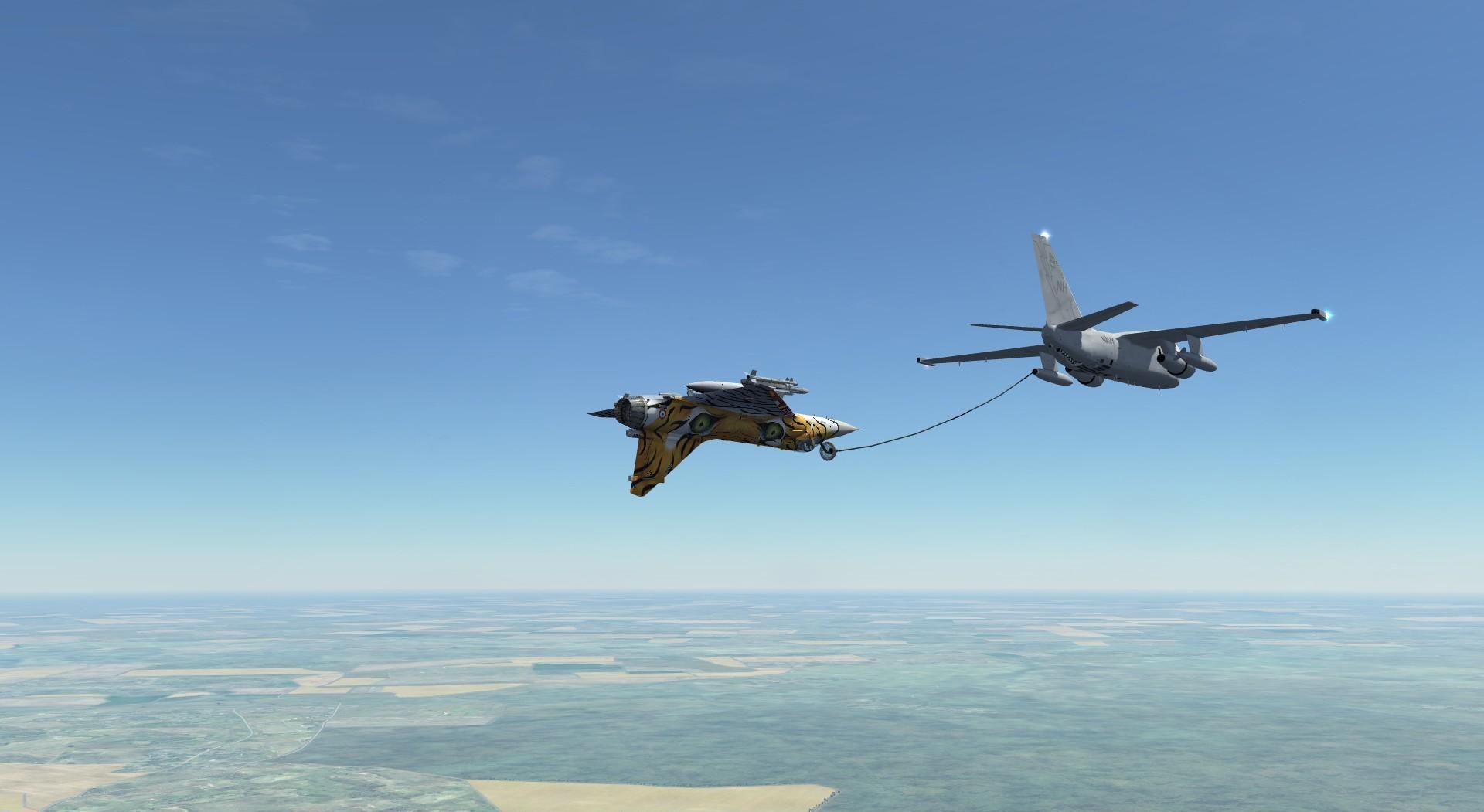 DCS/FSX/P3D : Mirage 2000 C Screen24