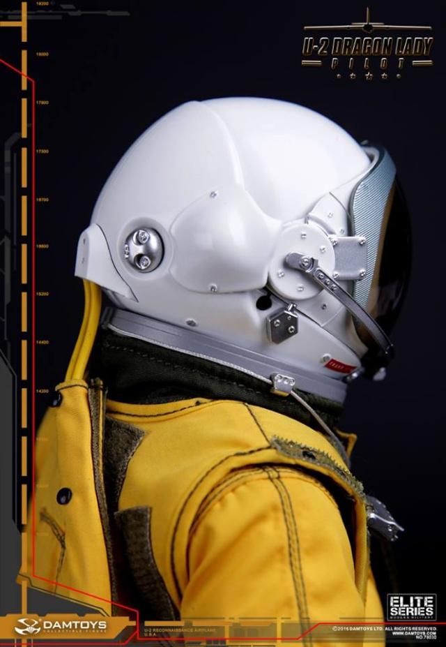 PILOTE U2 - 1/6 - DAMTOYS 12294811