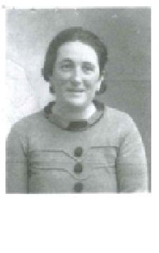 Lucienne MALLET déportée de SANDILLON vers RAVENSBRUCK Sans_t15