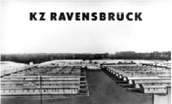 La sandillonnaise Andrée GIBAULT témoigne de son arrivée au camp de concentration de RAVENSBRUCK le 21 août 194 Sans_t21