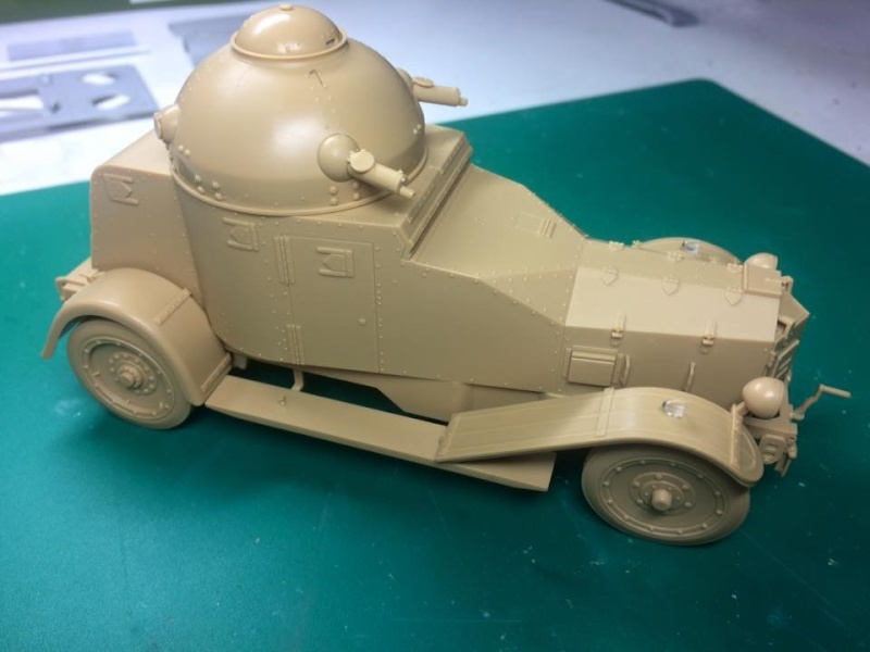 Vickers Crossley armoured car Image10