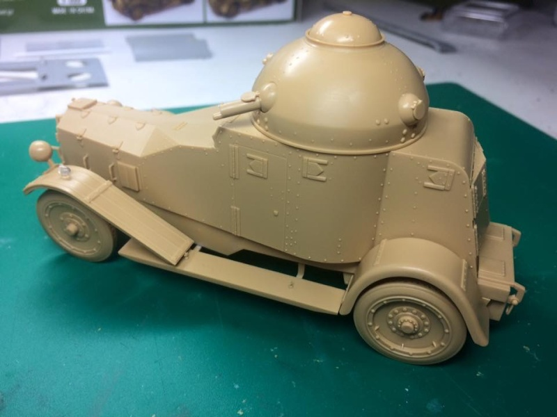 Vickers Crossley armoured car Image11