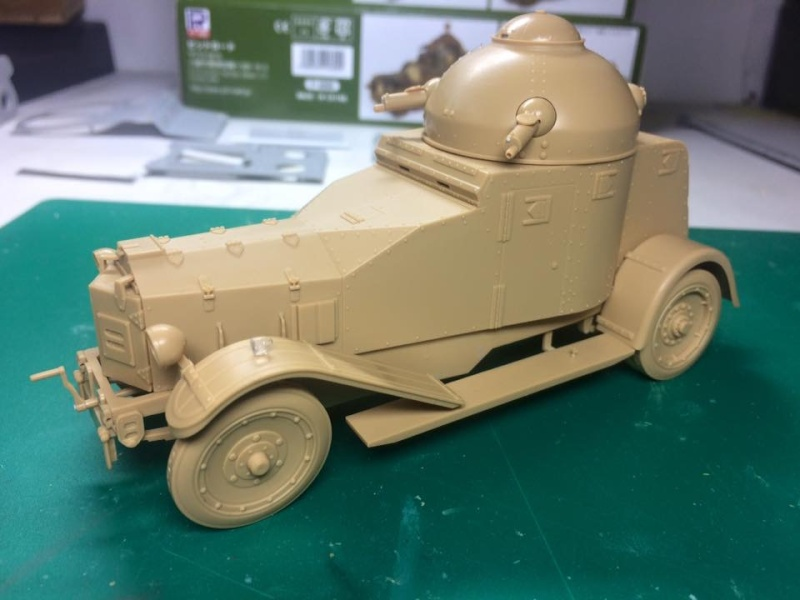 Vickers Crossley armoured car Image12