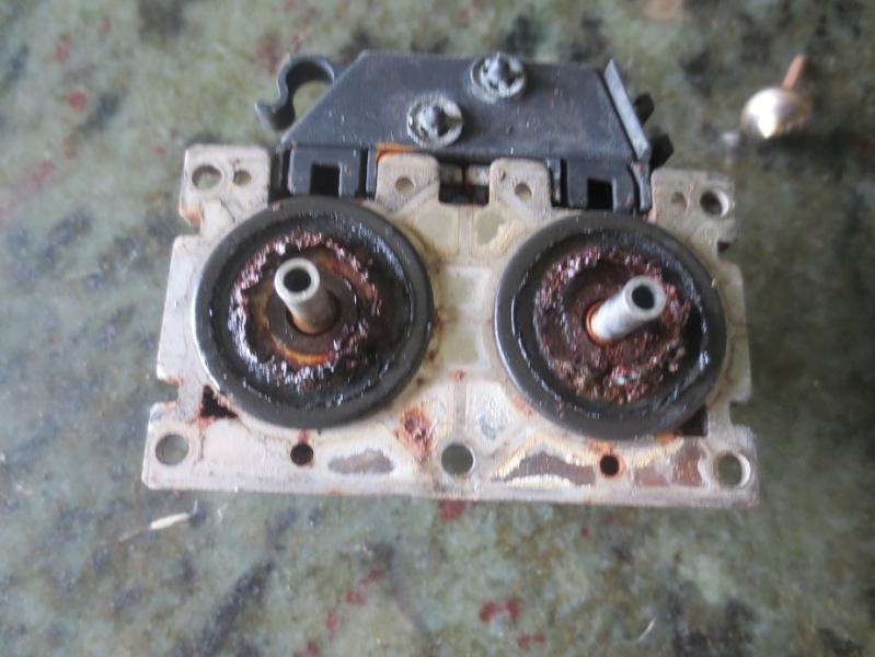 Réparation vannes chauffage Img_3211