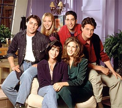 La meilleure des séries télé...ever !!!! Friend10