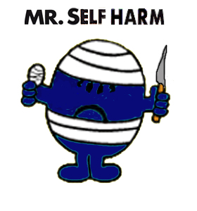 MR Men and Little Miss Mrself10