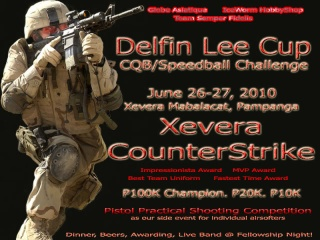 Xevera CounterStrike : June 26-27, 2010 Poster11