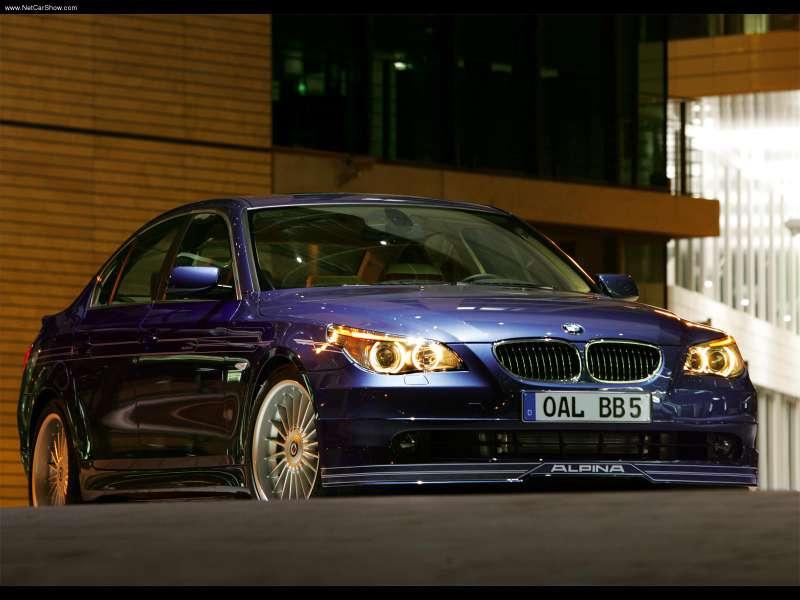 Les GT c'est fini chez BMW ? ... Alpina10