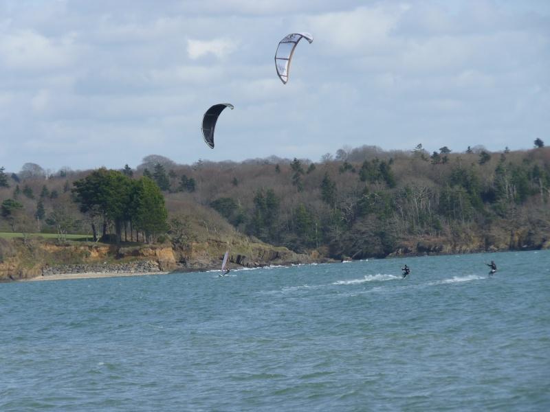 Kite-surf à Concarneau P1000310