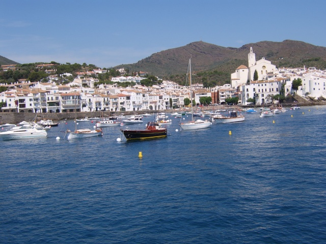 Sortie en mer Rosas/Cadaques, village du peintre Dali Sta50020