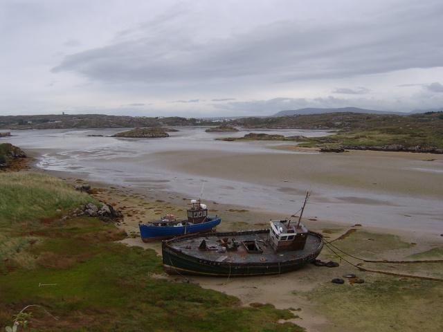 Paysage d'Irlande Sta50036