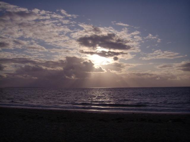 Coucher de soleil en hiver Sta50040