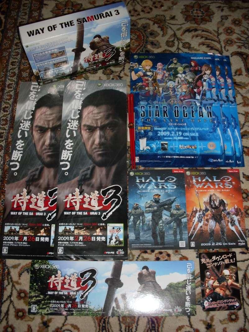 Les PLV et Posters Promo Jap!  Sdc11653