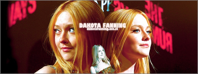 Dakota Fanning Fan | Tr