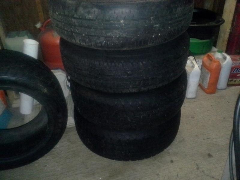 Free 225/75/15 snow tires 12631310