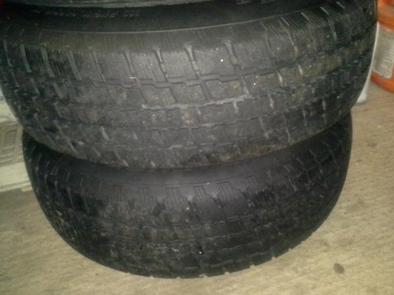 Free 225/75/15 snow tires 12644810