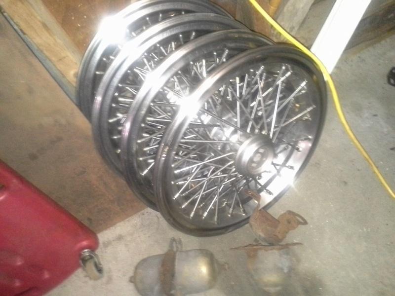 Free 225/75/15 snow tires 12644910