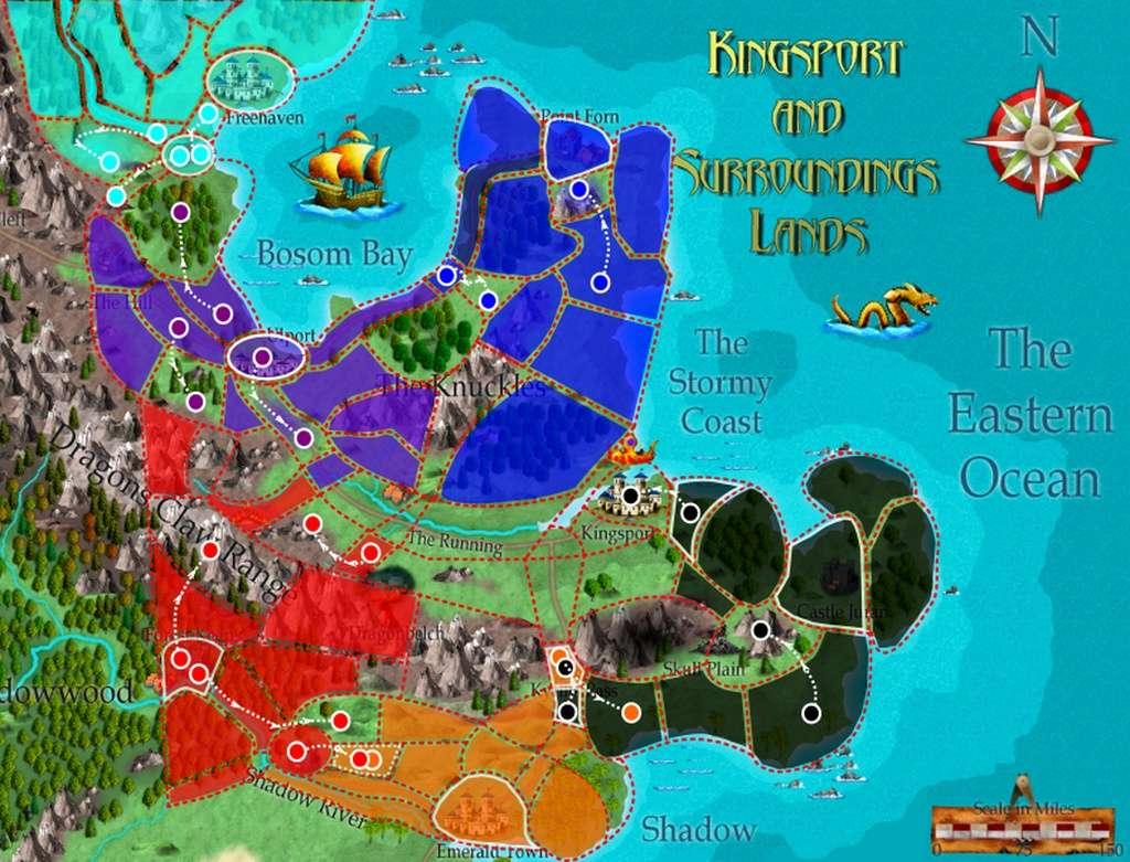 La Prophétie du Dragon (Journal de Campagne) Tour0312