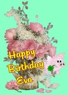 Happy Birthday Eva 1982 Eva10