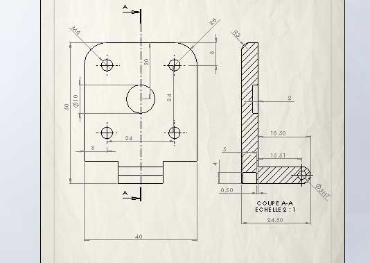 la brume épaissse sur les soft CNC Plan10