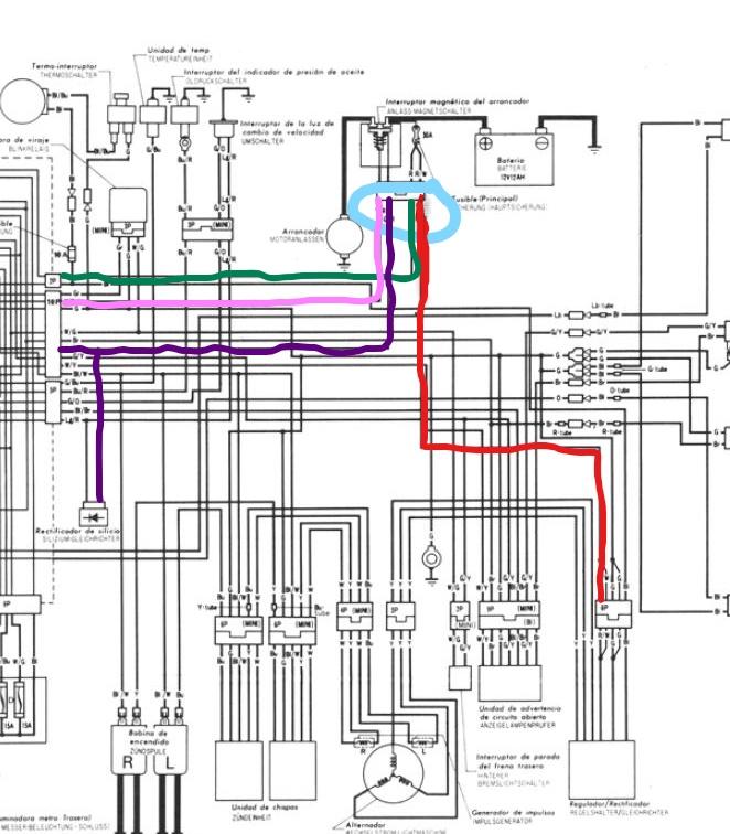 500 VTC 1986 PC08 : mesures compressions moteur déposé ? Schema11