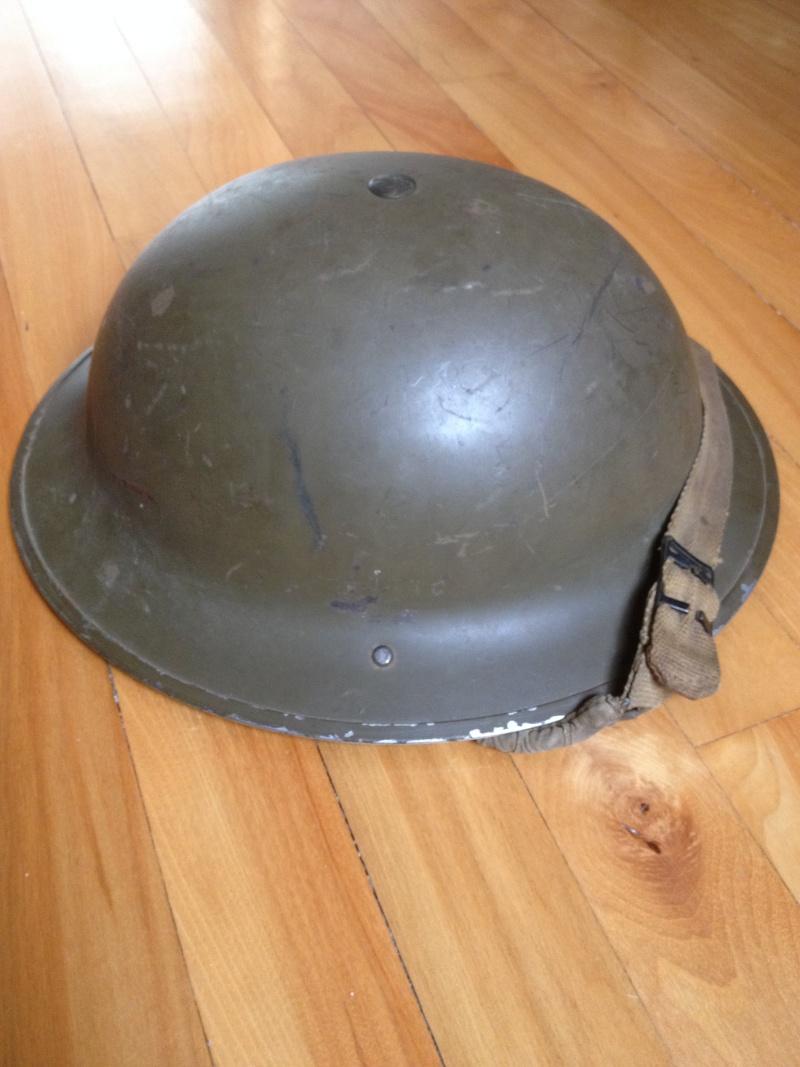 Canadian MKII helmet (GSW) Img_0017