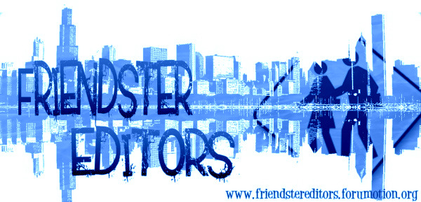 Friendster Editors