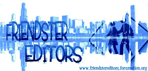 Friendster Editors