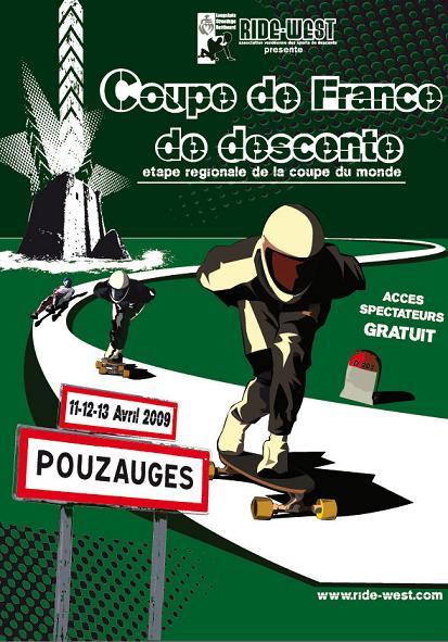 Coupe de France (Champ du monde) Vendée Affich10