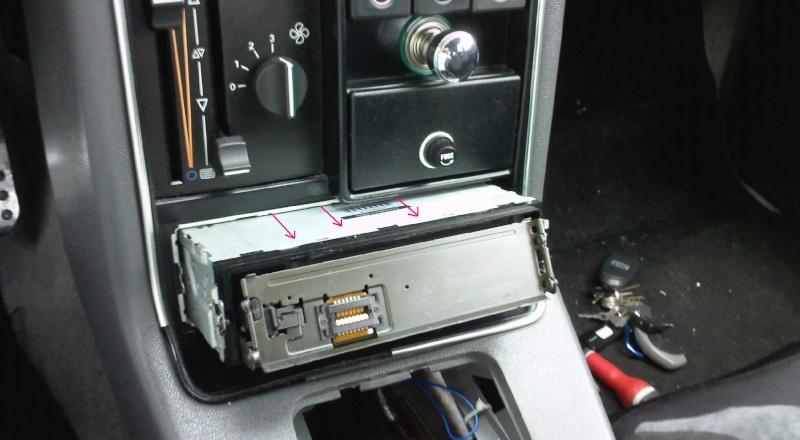 Remplacement radiateur chaufage Photo011