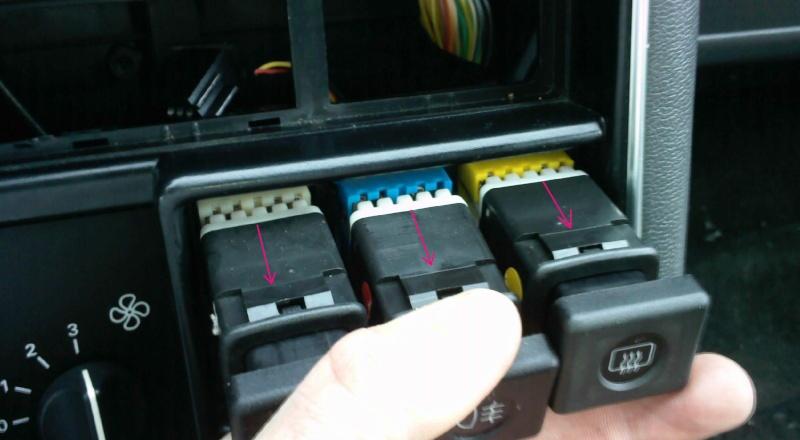 Remplacement radiateur chaufage Photo012