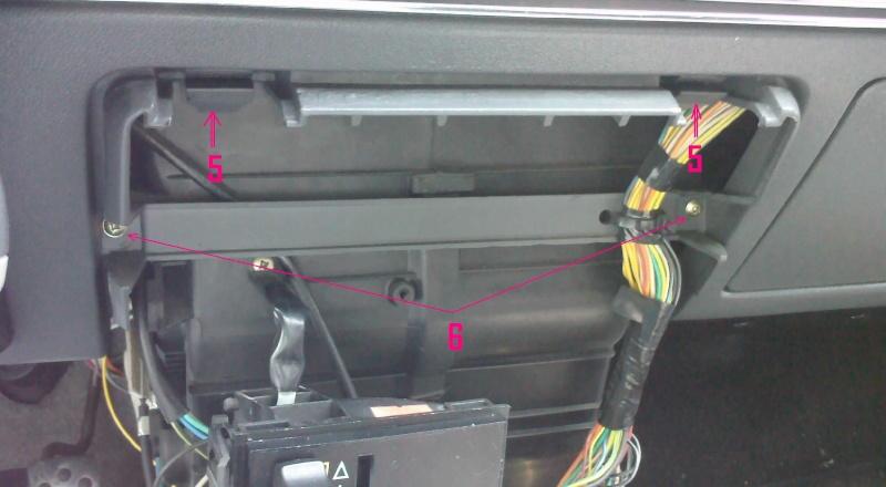 Remplacement radiateur chaufage Photo014