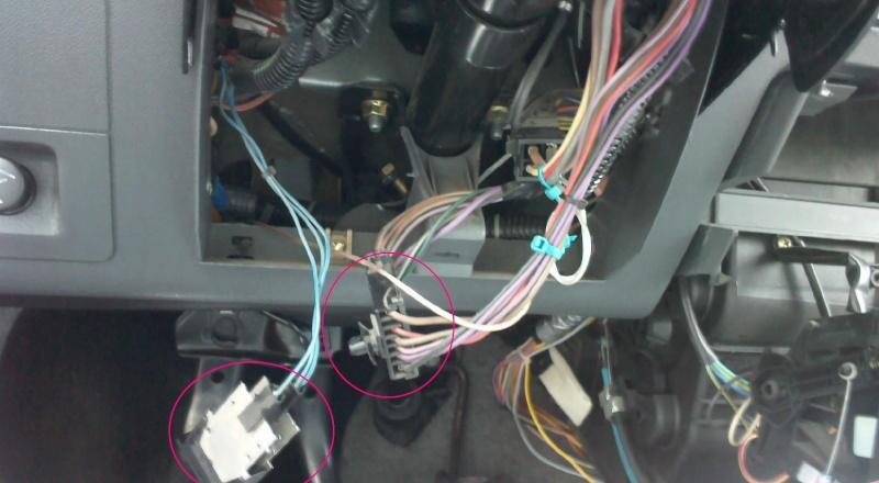 Remplacement radiateur chaufage Photo017