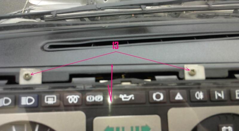 Remplacement radiateur chaufage Photo026