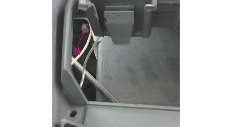 Remplacement radiateur chaufage Photo033