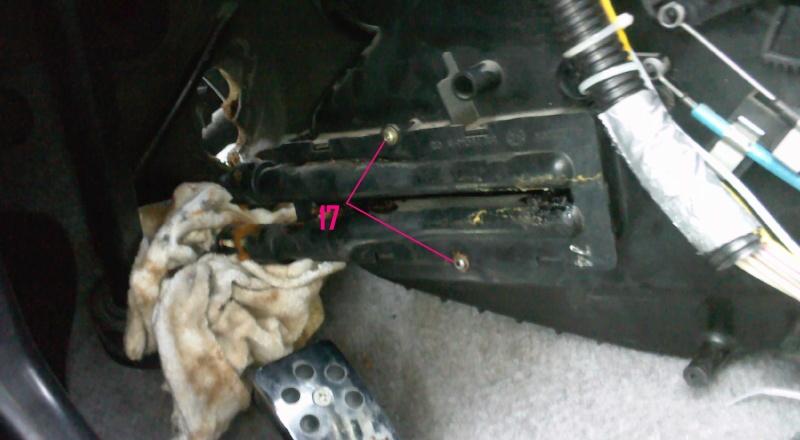 Remplacement radiateur chaufage Photo039