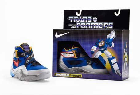 Les Shoes Inspirées des Toys Nike-t12