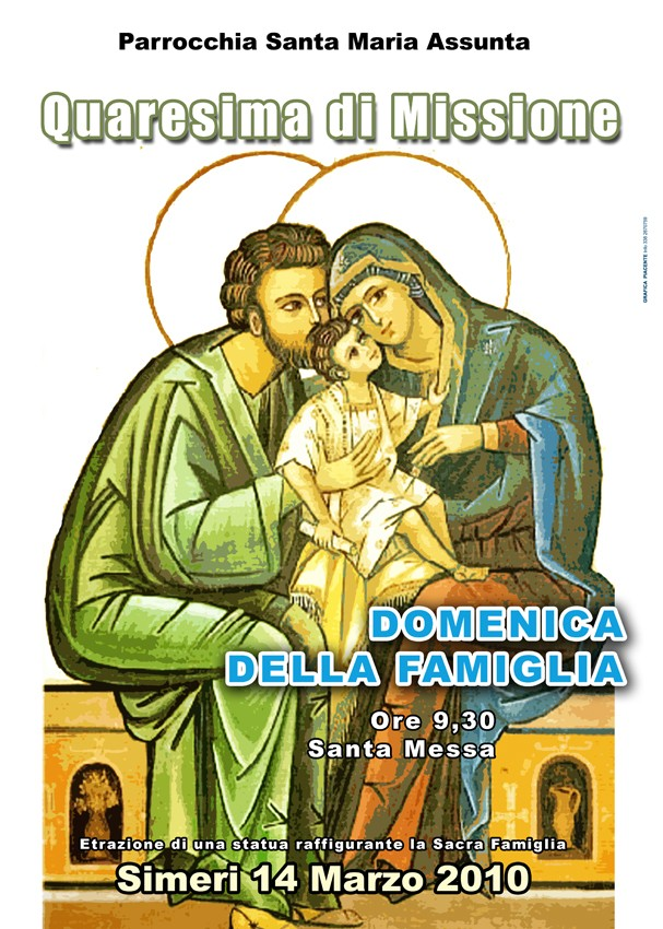 Parrocchia Santa Maria Assunta - SIMERI Locand13
