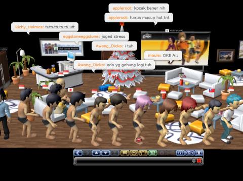 game mayan seru 2mb client onle~ Cooee-10
