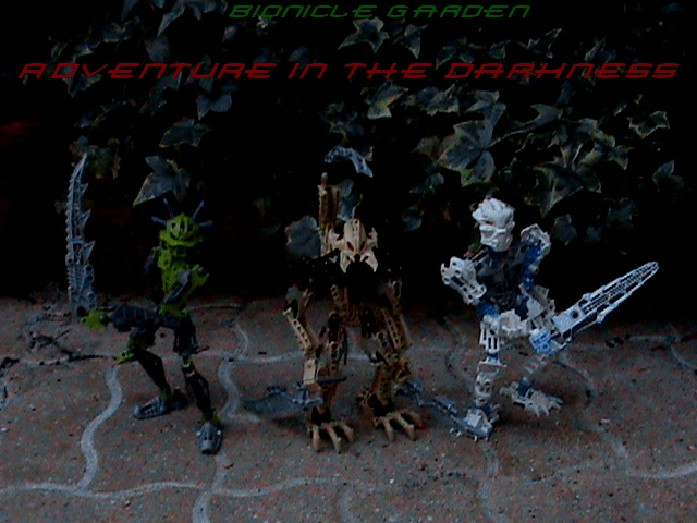 [Blog] Bionicle Garden adventure in the darkness Bionic11