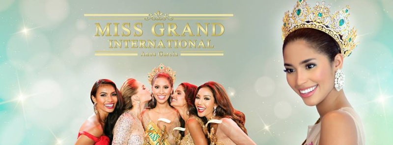 Anea García- MISS GRAND INTERNATIONAL 2015- RESIGNED - Page 2 12345410