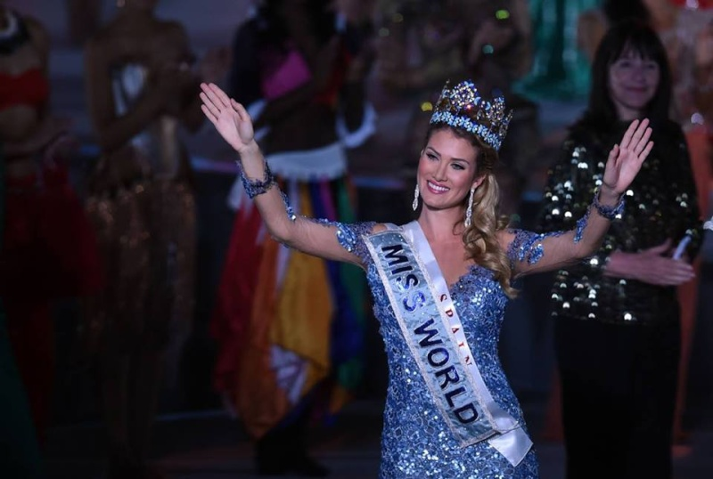 Mireia Lalaguna - The Official Thread of Miss World 2015 @ Mireia Lalaguna - Spain  12366210