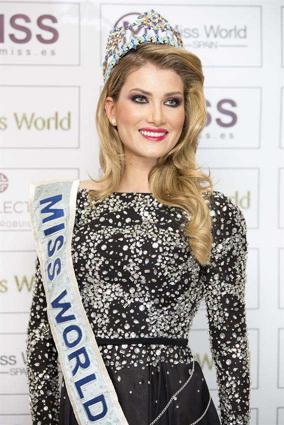 The Official Thread of Miss World 2015 @ Mireia Lalaguna - Spain  - Page 3 12631410