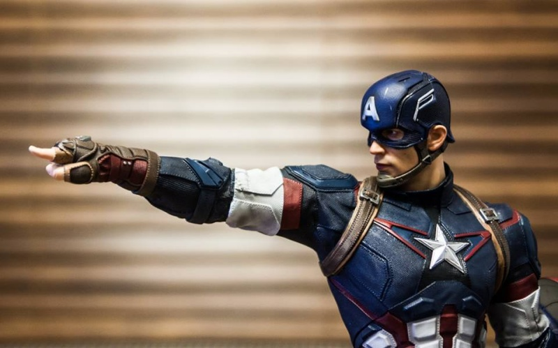 IRON STUDIOS: CAPTAIN AMERICA AVENGERS AGE OF ULTRON LEGACY 1/4 SCALE - Page 6 10398310